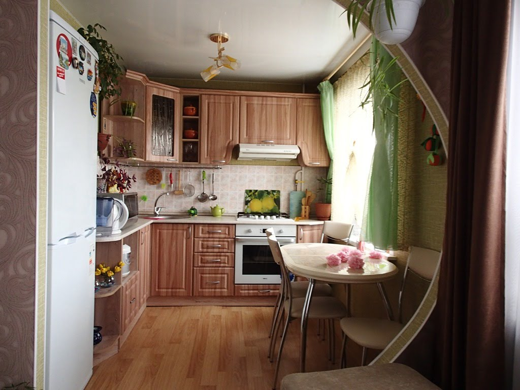 Как сделать на кухне уют