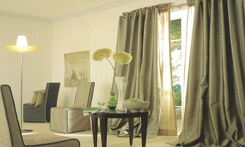 Window design in the living room