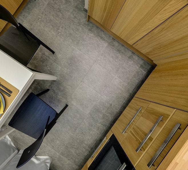 Innenarchitektur Der Küche 10 Quadratmeter. Meter In Einer