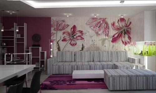 Combining wallpapers