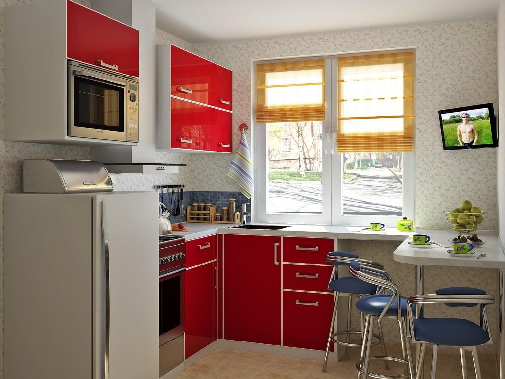 Welk ontwerp om te kiezen voor een woonkamer met een keuken?