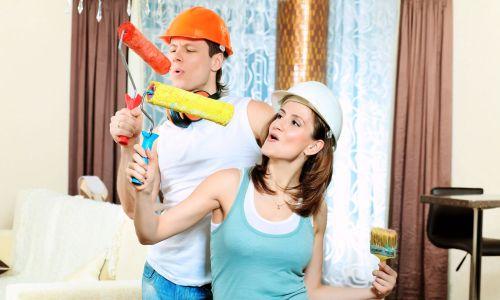 Repair in the house