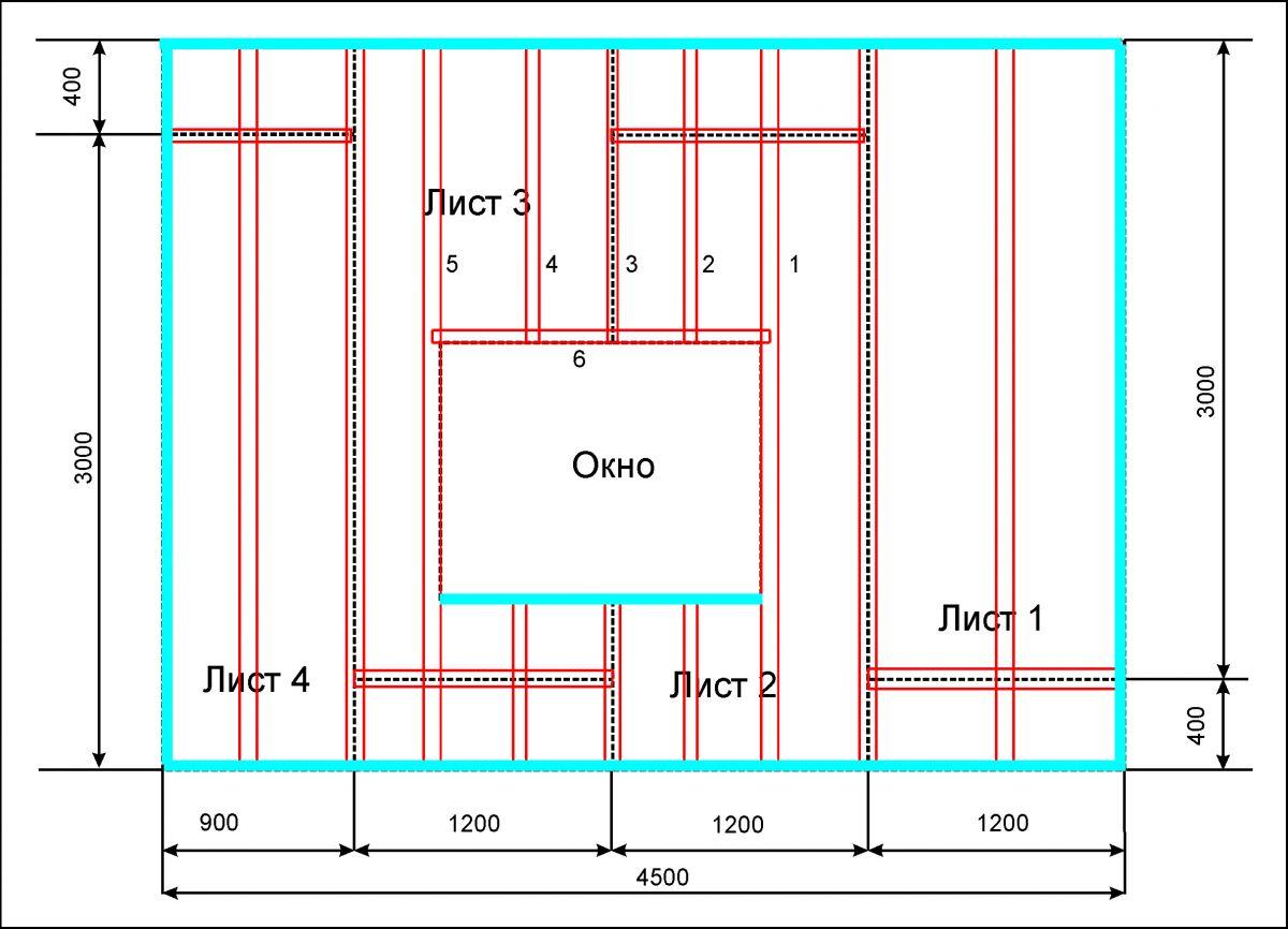 Qué necesitas para construir una pared para un televisor de placas ...