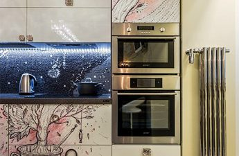 10 conseils pour quiper une petite cuisine. Black Bedroom Furniture Sets. Home Design Ideas